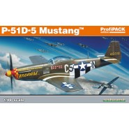 North-American P-51D-5 Mustang ProfiPACK edition