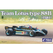 Team Lotus Type 88B 1981 Courage
