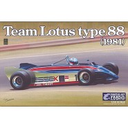 Team Lotus Type 88 1981 Essex
