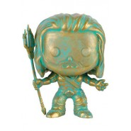 atman v Superman POP! Heroes Vinyl Figure Aquaman (Patina) 9 cm