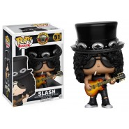 Guns N´ Roses POP! Rocks Vinyl Figure Slash 9 cm