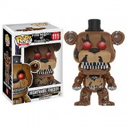 Five Nights at Freddy's POP! Games Vinyl Figure Nightmare Freddy 9 cm