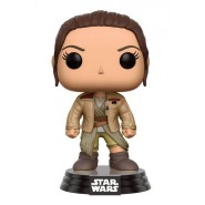 Star Wars Episode VII POP! Vinyl Bobble-Head Figure Rey in Finn's Jacket 9 cm