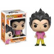 Dragonball Z POP! Animation Vinyl Figure Badman Vegeta 9 cm (EXCLUSIVE)