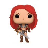 Red Sonja POP! Heroes Vinyl Figure Red Sonja 9 cm