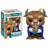 Beauty and the Beast POP! Disney Vinyl Figure The Beast 9 cm