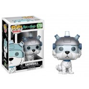 Rick and Morty POP! Animation Vinyl Figure Snowball 9 cm