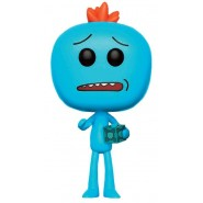 Rick and Morty POP! Animation Vinyl Figure Mr. Meeseeks with Box 9 cm Limited Edition