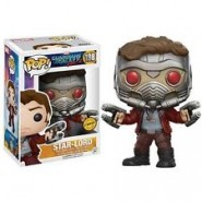 FUNKO POP GUARDIANS OF THE GALAXY VOL 2 STAR-LORD - CHASE