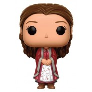 Beauty and the Beast POP! Disney Vinyl Figure Belle (Castle Grounds Outfit) 9 cm Limited Edition