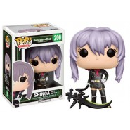Seraph of the End POP! Animation Vinyl Figure Shinoa (With Scythe) 9 cm - Exclusive