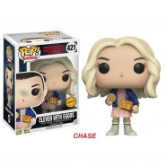 Stranger Things POP! TV Vinyl Figure Eleven With Eggos 9 cm - Chase figure