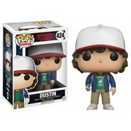 Stranger Things POP! TV Vinyl Figure Dustin 9 cm