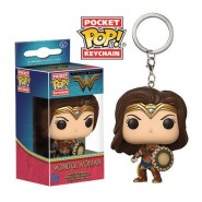 Wonder Woman Movie Pocket POP! Vinyl Keychain Wonder Woman 4 cm