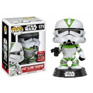 Star Wars POP! Celebration 2017 Vinyl Bobble-Head Figure 442 Clone Trooper 9 cm Exclusive