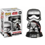 Star Wars Episode VIII POP! Vinyl Bobble-Head Captain Phasma 9 cm