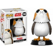 Star Wars Episode VIII POP! Vinyl Bobble-Head Porg 9 cm