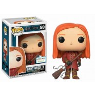 Pop! Harry Potter: Quidditch Robes Ginny - Exclusive