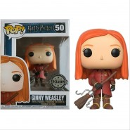 Harry Potter POP! Movies Vinyl Figure Quidditch Robes Ginny 9 cm - Exclusive