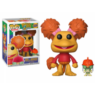 Fraggle Rock POP! Television Vinyl Figure Red & Doozer 9 cm