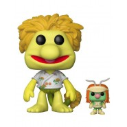 Fraggle Rock POP! Television Vinyl Figure Wembley & Cotterpin 9 cm