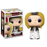 Bride of Chucky POP! Movies Figure Tiffany 9 cm (Chase)