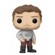 Guardians of the Galaxy 2 POP! Vinyl Bobble-Head Star-Lord 9 cm - Exclusive