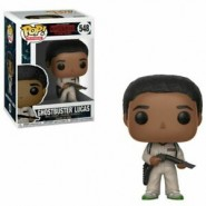 Stranger Things POP! TV Vinyl Figure Lucas Ghostbuster 9 cm