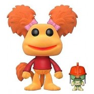 Fraggle Rock POP! Television Vinyl Figure Red With Doozer Flocked US - Limited Edition