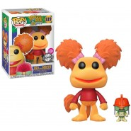 Fraggle Rock POP! Television Vinyl Figure Red With Doozer Flocked US - Exclusive