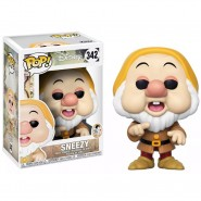 Snow White and the Seven Dwarfs POP! Disney Vinyl Figure Sneezy 9 cm