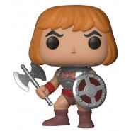 Masters of the Universe POP! Television Vinyl Figure Battle Armor He-Man 9 cm