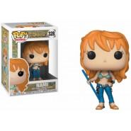 One Piece POP! Television Vinyl Figure Nami 9 cm