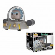 Rick and Morty POP! Rides Vinyl Figure Rick's Ship Space Cruiser 15 cm Exclusive
