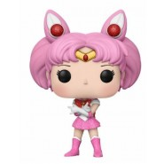 Sailor Moon POP! Animation Vinyl Figure Sailor Chibi Moon Glitter 9 cm Exclusive