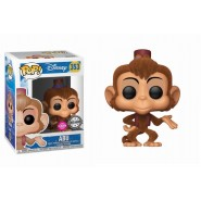 Aladdin POP! Vinyl Figure Abu Flocked 9 cm - Exclusive