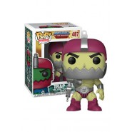 Masters of the Universe POP! Television Vinyl Figure Trap Jaw Metallic 9 cm - Exclusive