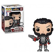 Marvel Contest of Champions POP! Games Vinyl Figure Punisher 2099 9 cm - EXCLUSIVE