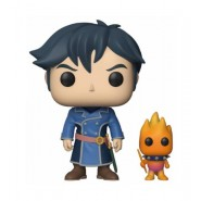 Ni no Kuni II Revenant Kingdom POP! Games Vinyl Figure Roland & Higgledy 9 cm