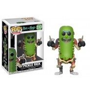 Rick and Morty POP! Animation Vinyl Figure Pickle Rick 9 cm