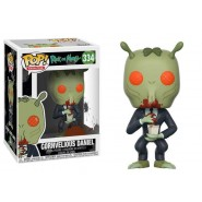 Rick and Morty POP! Animation Vinyl Figure Cornvelious Daniel 9 cm