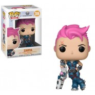 Overwatch POP! Games Vinyl Figure Zarya 9 cm