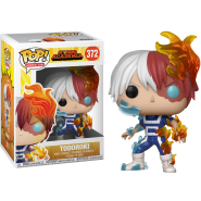 My Hero Academia POP! Animation Vinyl Figure Todoroki 9 cm