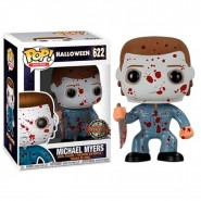 Halloween POP! Vinyl Figure Michael Myers 10 cm Blood Splatter Exclusive