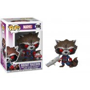 Guardians of the Galaxy POP! Marvel Vinyl Figure Rocket Raccoon 9 cm Special Edition