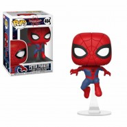 Spider-Man Animated POP! Marvel Vinyl Bobble-Head Peter Parker 9 cm