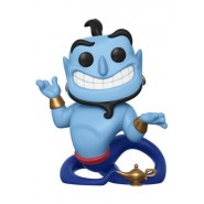 Aladdin POP! Vinyl Figure Genie with Lamp 9 cm