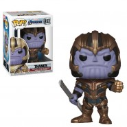 Avengers Endgame POP! Movies Vinyl Figure Thanos 9 cm