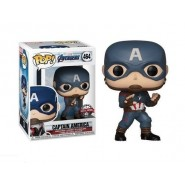 Avengers 4: Endgame - Captain America Pop! Vinyl Figure (Special Edition)