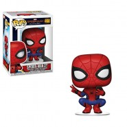 Spider-Man: Far From Home POP! Movies Vinyl Figure Spider-Man (Hero Suit) 9 cm